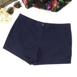 GAP Navy Blue Trouser Shorts
